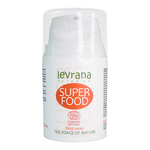 Крем для лица SUPER FOOD Levrana