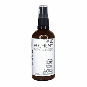 Тоник-лосьон Active Solution ACIDS True Alchemy