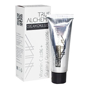 Крем для лица Vitamin C 2% + Glyceryl Glucoside 0,9% True Alchemy