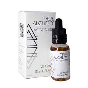 Сыворотка Vitamin E in Squalane True Alchemy