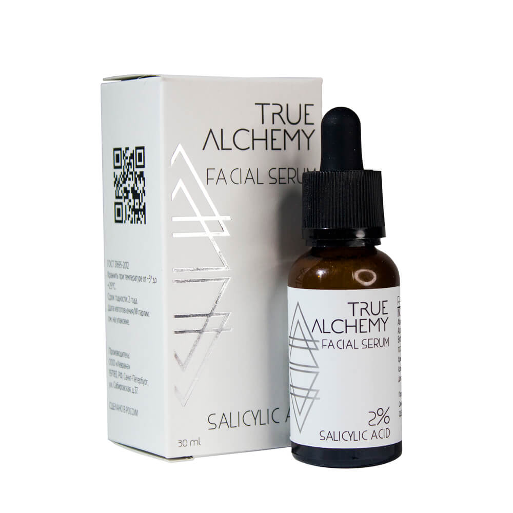 Сыворотка Salicylic Acid 2% True Alchemy
